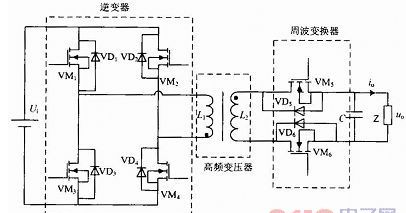 高频驱动电路图