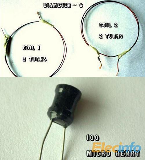 个1N4148二极管.其制作步骤是:先按照原理图一个接一个的连接4图片
