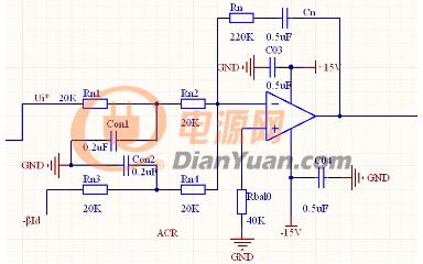双闭环pwm调速系统方案分享之驱动电路设计