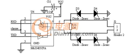 485典型应用电路设计简析图片