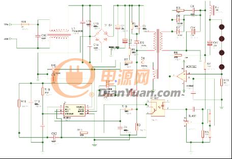 节能灯适用的高频恒流led开关电源设计分享