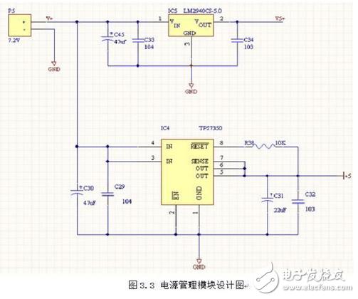 汽车电子电路设计图集锦 —电路图