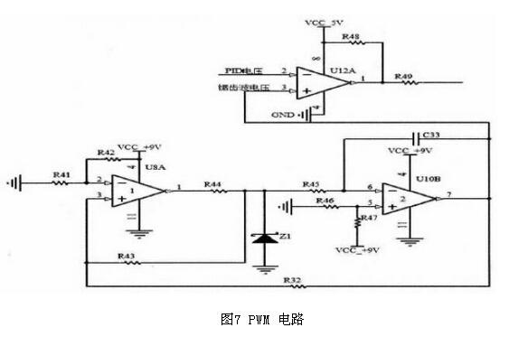 气体传感器pid脉宽恒温控制电路设计