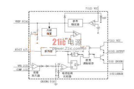 基于升压芯片uc3842的开关电源设计之原理分析