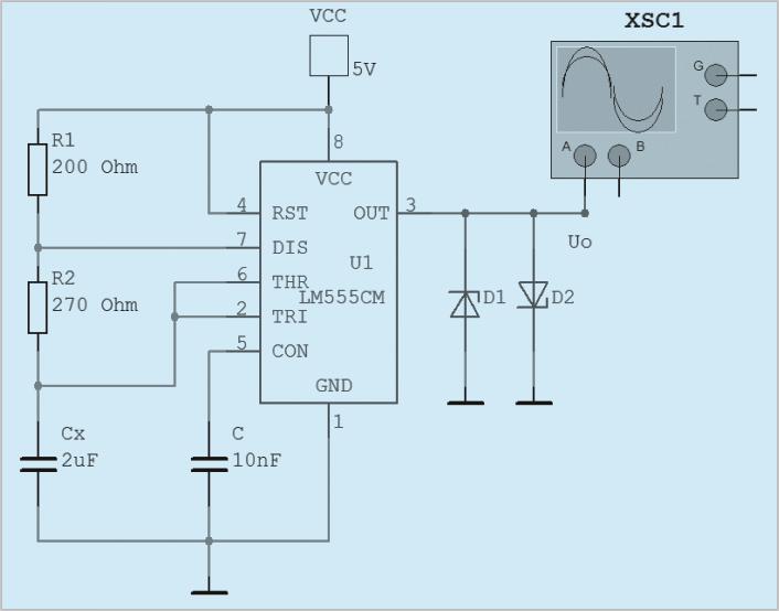 基于555定时器的电容测试仪设计 免费商家自荐 大港城张家港论坛 Powered by phpwind