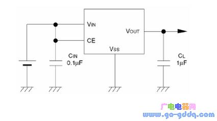 p43b 贴片(ml6204b432p)典型应用电路图