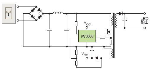 如何选择LED驱动器最佳架构 电源技术