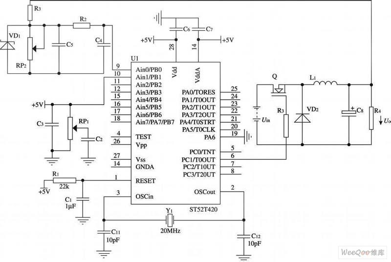 dc/ dc变换器自适应模糊逻辑控制器设计_电源技术图片