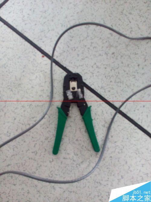 568b网线接法全程图解_网络协议