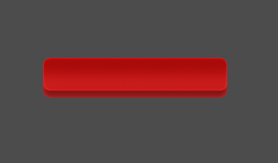使用photoshop软件制作红色3d质感按钮的方法