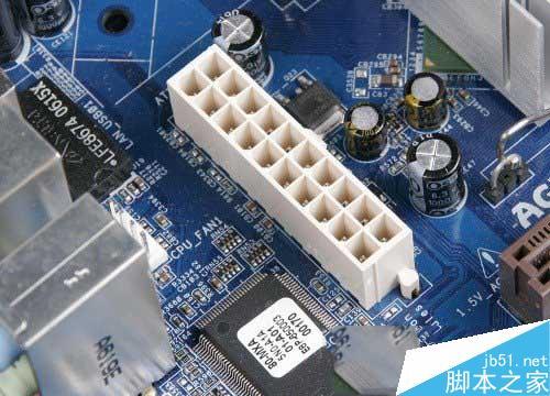 电脑主板接口怎么装 电脑主板接口安装说明