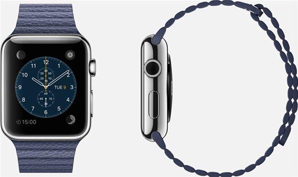 苹果s4腕表_苹果智能手表apple watch所有表盘风格及款式应用图赏