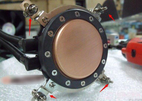 水冷散热器怎么装 cpu水冷散热器安装详细教程图解