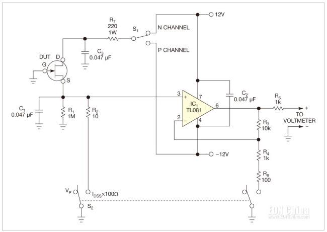 最简单的电路_IR采用IRS2540的IRPLLED1高压LED驱动方案