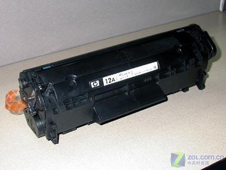 惠普激光打印机硒鼓安装方法 图文图片