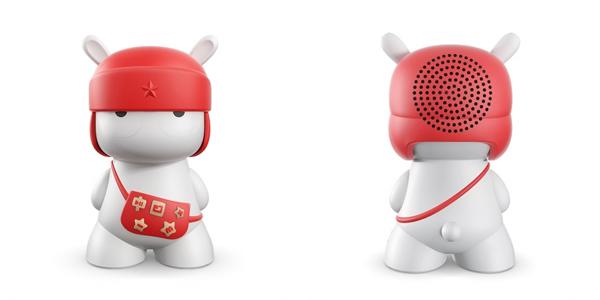 小米米兔蓝牙音箱发布:价格仅为99元 适合孩子