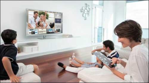 华为荣耀联手创维推智能电视,小米连推四款智能家居配件产品,苹果推图片
