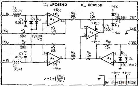 电桥电路的原理_直流双臂电桥的工作原理