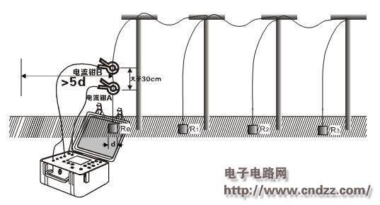 测量接地电阻,多种测量方法供你选择--电路图-技术-网