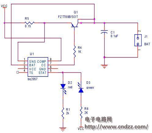 rfid手持机锂电池快速充电电路设计