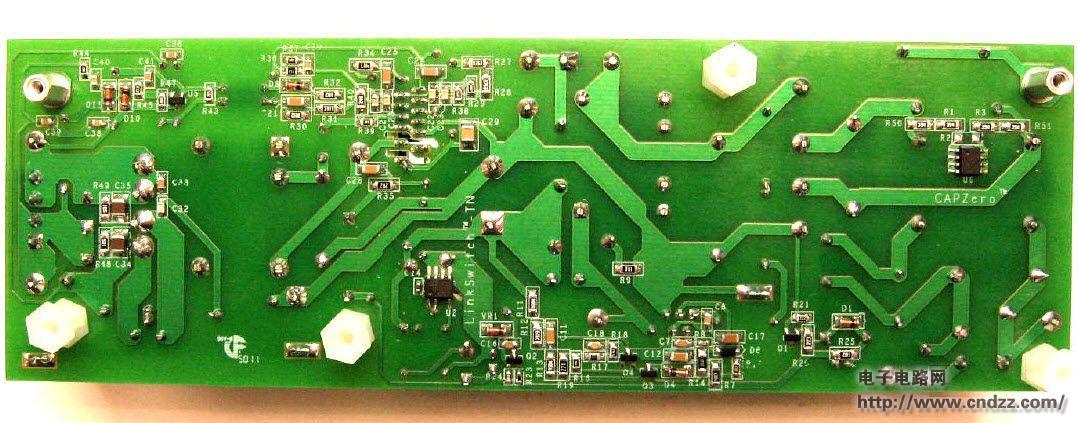 150w功率因数校正led路灯照明的llc电源