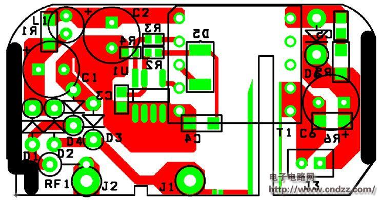 25w低成本恒流/恒压充电器,附电路图,物料清单,规格文件,印刷