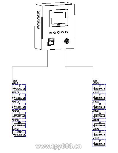acrel-6000电气火灾监控系统在10kv沈空沈阳干部生活基地变电所新建