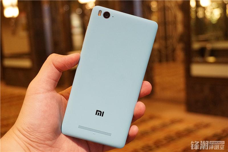 可能是手感最好的小米手机:小米4c上手评测 _手机资讯