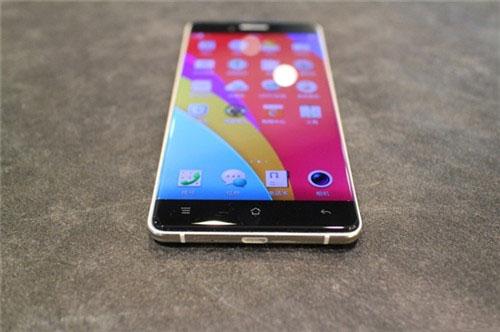 oppo无边框手机真机高清图赏