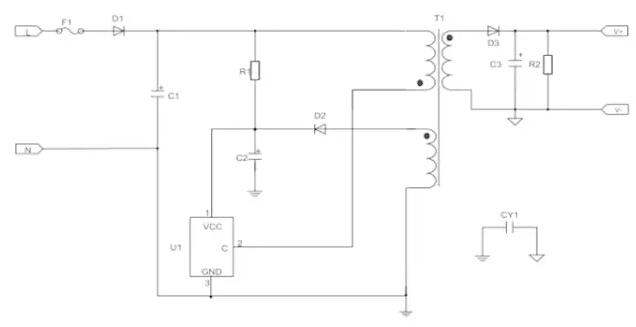 线性电源和替代rcc开关电源的最佳驱动方案