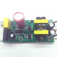晶丰明源BP2888开关调色吸顶灯方案