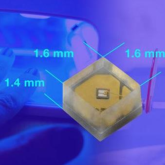 Vishay推出365nm波长的小尺寸中功率UV LED 使用寿命25000h