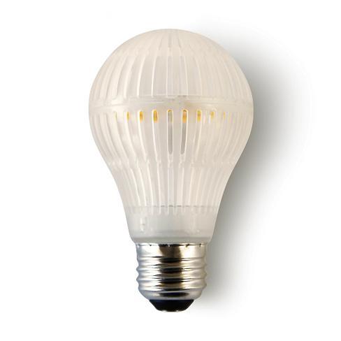 美国照明科学推出LED防碎球泡灯 采用塑材外壳