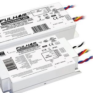 Fulham发布40W~200W恒流可编程LED驱动器 专为户外和高功率应用设计