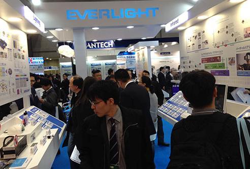 亿光于日本照明展展出最新照明及车用LED产品
