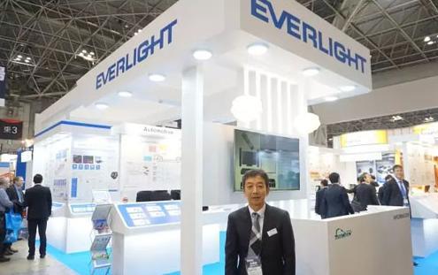 亿光在日本照明展上主打车用LED产品