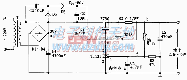 电路 电路图 电子 原理图 648_277