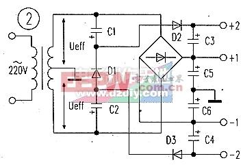 几种试验用电源 Experimental power supply