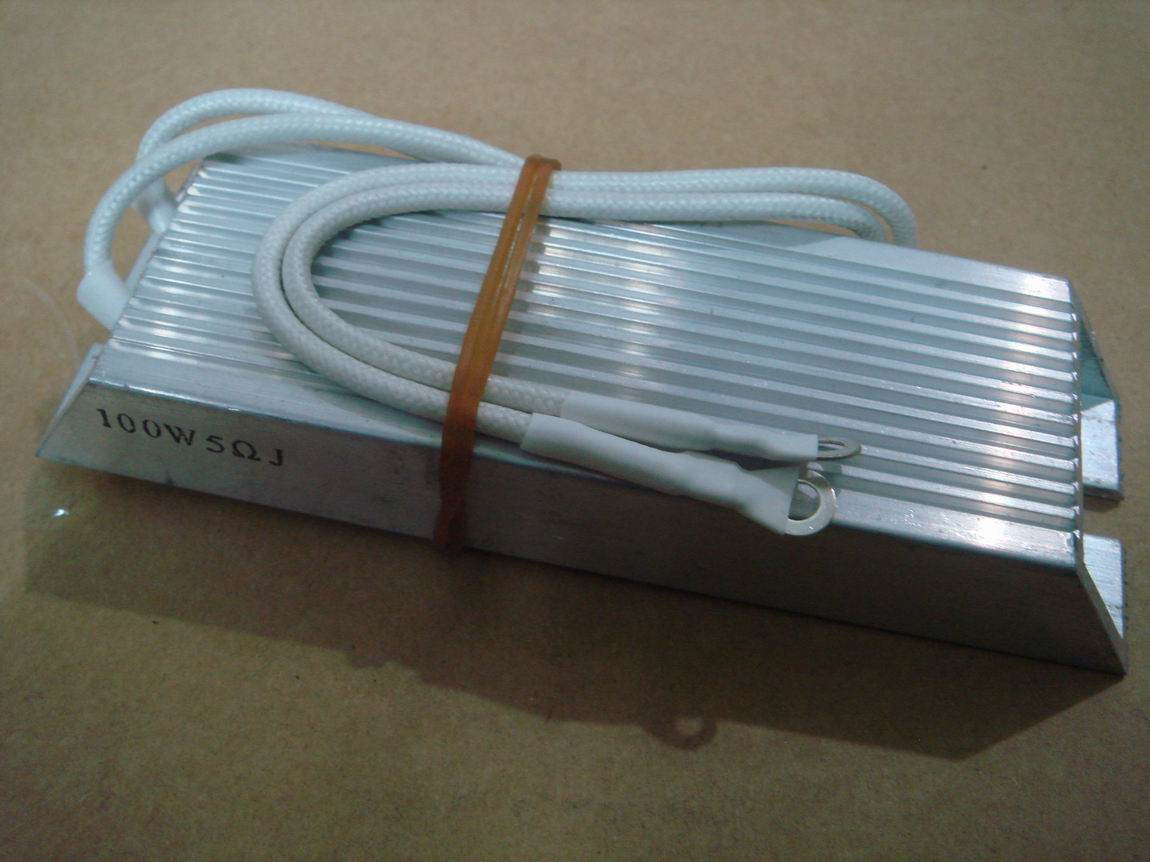供应变频器专用刹车电阻100w5rj 现货供应 变频器专用