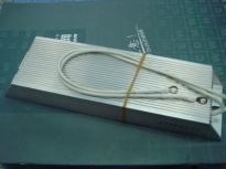 供应变频器专用刹车电阻200W1000RJ现货供应 变频器专用铝壳刹车电阻200W1000RJ