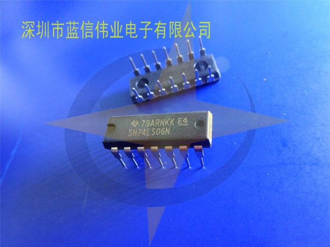 供应74ls06n74ls06n 供应电子元器件配套!