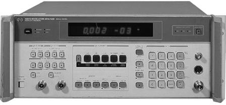 調制分析儀HP8901A/HP8901B