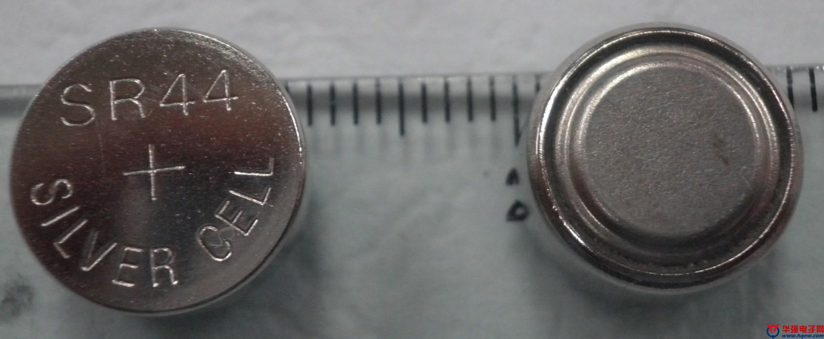 紐扣式電池LR44