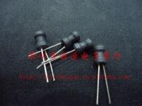 供应6*8-102K供应直插电感6*8-1MH工字电感6*8-102K绕线电感