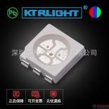 供应led5050RGB 全彩灯珠5050贴片 红绿蓝