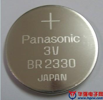進口日本松下鋰電池BR2330