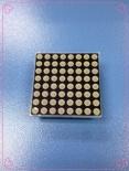 供应3mm点阵8X8共阳红光 32x32点阵模块