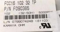 供应FCC1610232TP保险丝0603 1A  32V