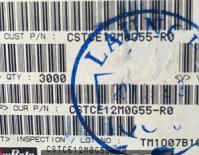供应CSTCE12M0G55-R0CSTCE12M0G55-R0