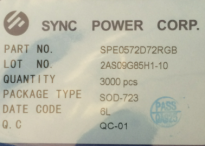 供应SPE0572D72RGBSPE0572D72RGB